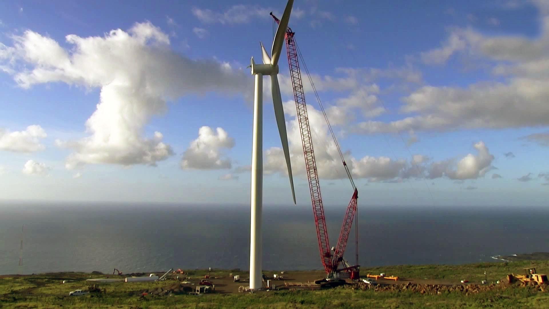 GE, Siemens Gamesa e WEG lideram instalação de turbinas eólicas no Brasil em 2019