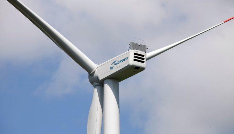 A Copel assinou um contrato com a Nordex Group para o fornecimento de 26 aerogeradores para parque eólico no Nordeste