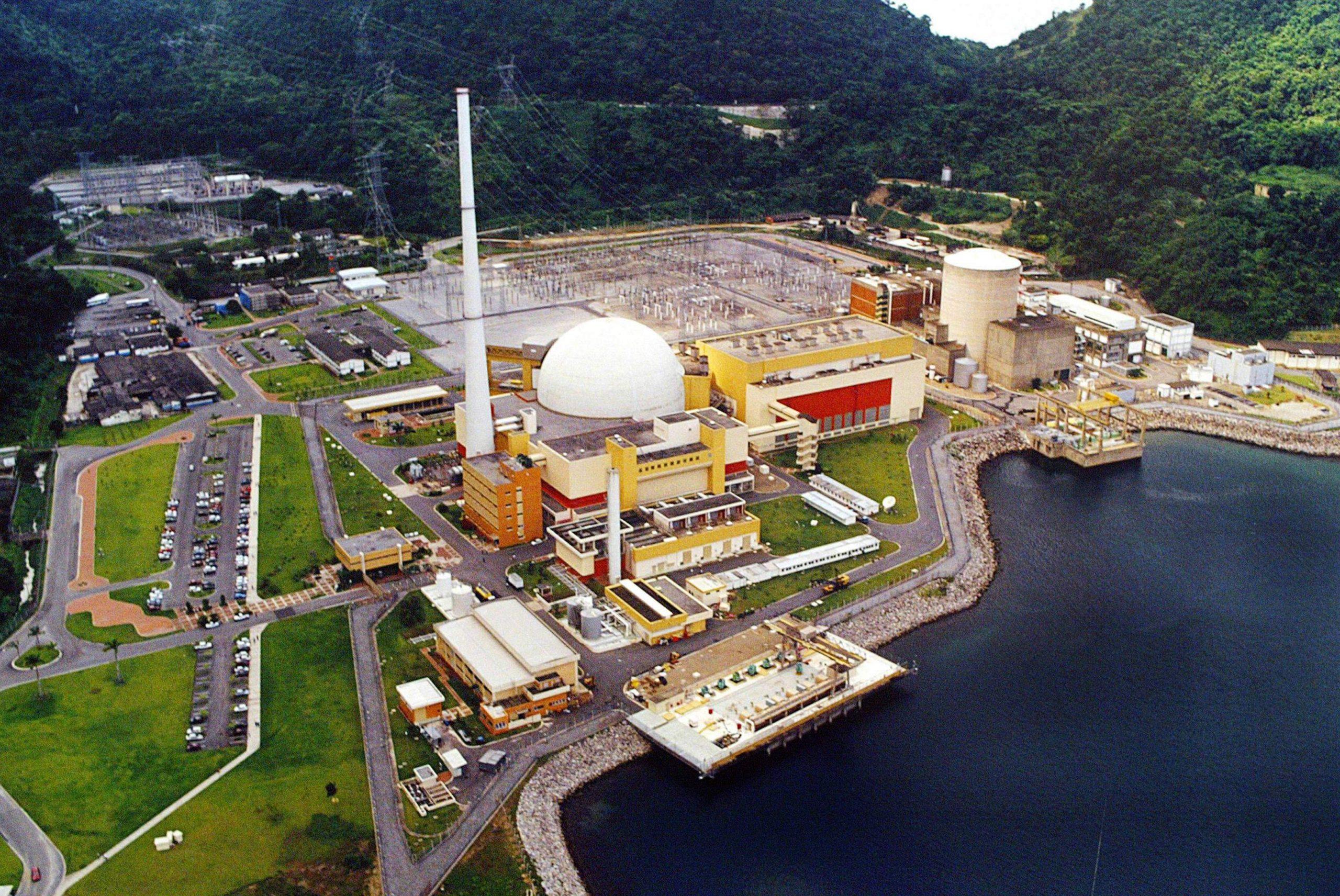 Usina Nuclear Angra 2 é desligada para reabastecimento de combustível