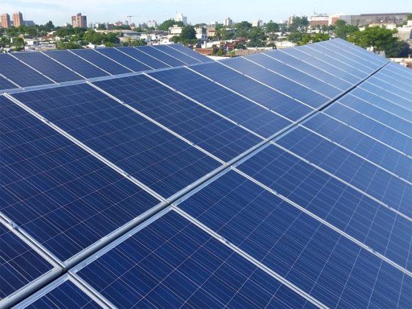 Copel avança na construção da sua primeira usina solar