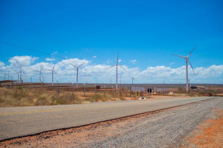 Projeto eólico obtém financiamento e irá gerar 1.500 empregos no RN