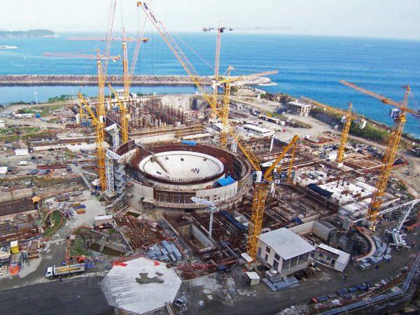 Governo autoriza a retomada das obras de construção da Usina Nuclear Angra 3, no Rio de Janeiro