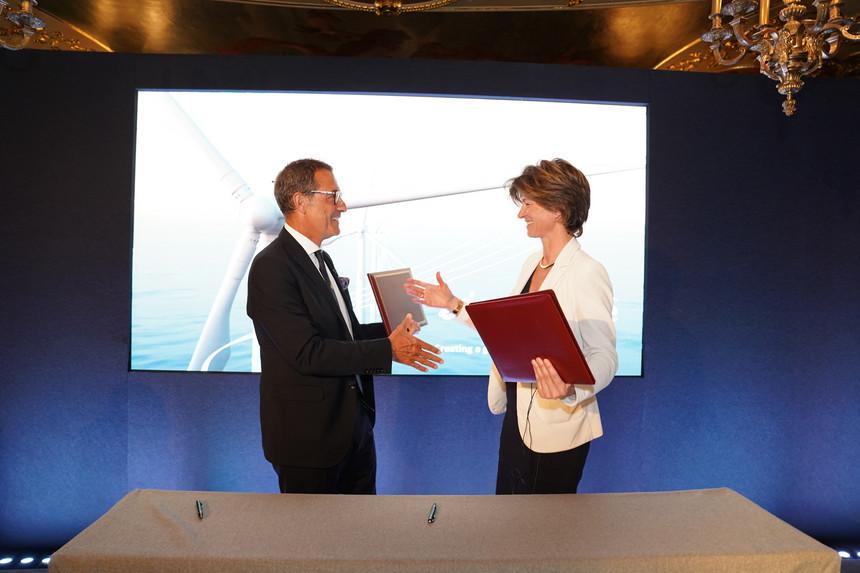 EDP alia-se à francesa Engie para explorar eólicas no mar