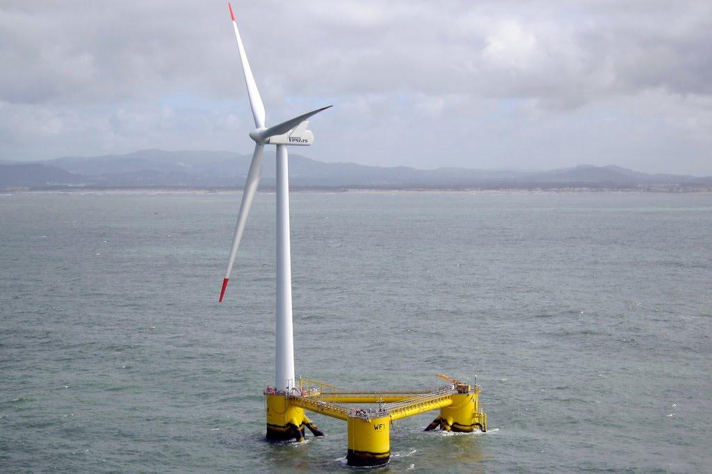EDP Renováveis e Engie anunciam empresa para desenvolver energia eólica ao som do vento no alto mar